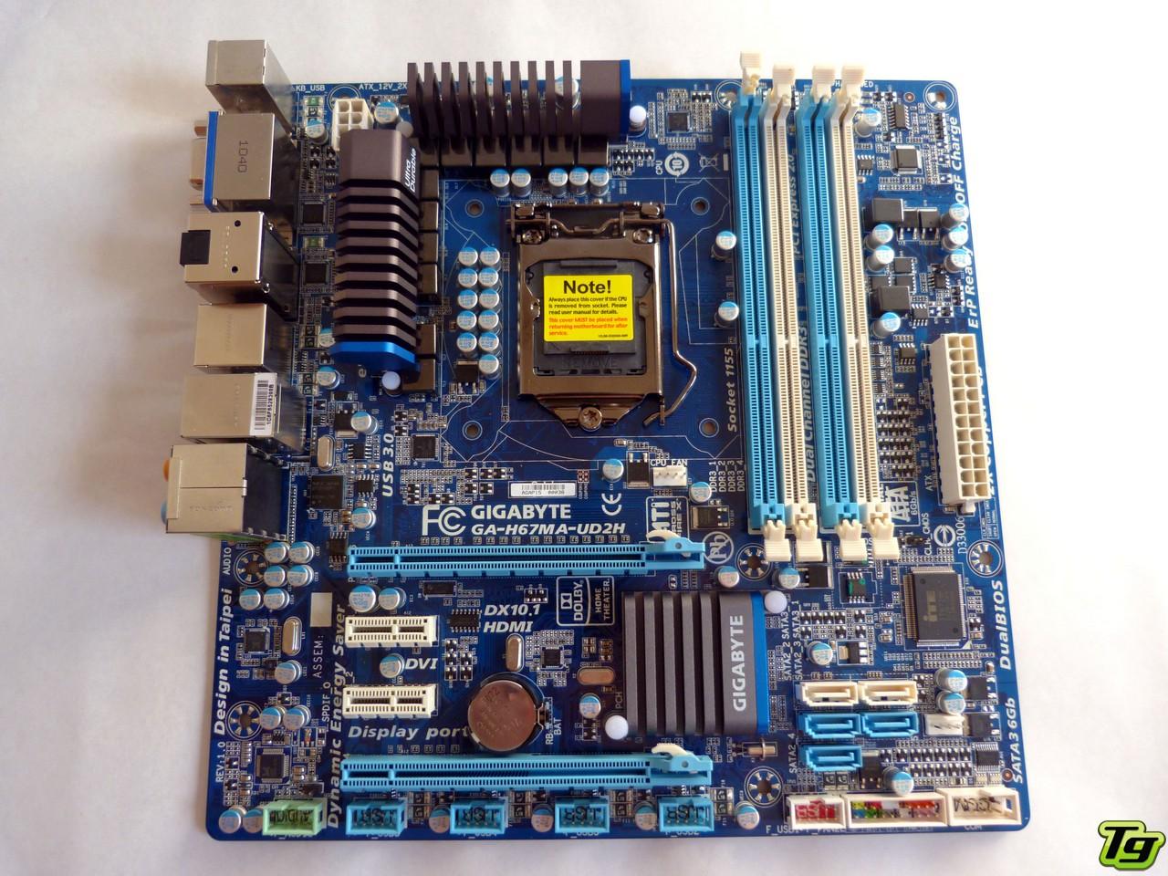 Gigabyte GA-H67MA-UD2H NEC USB 3.0 Driver for PC