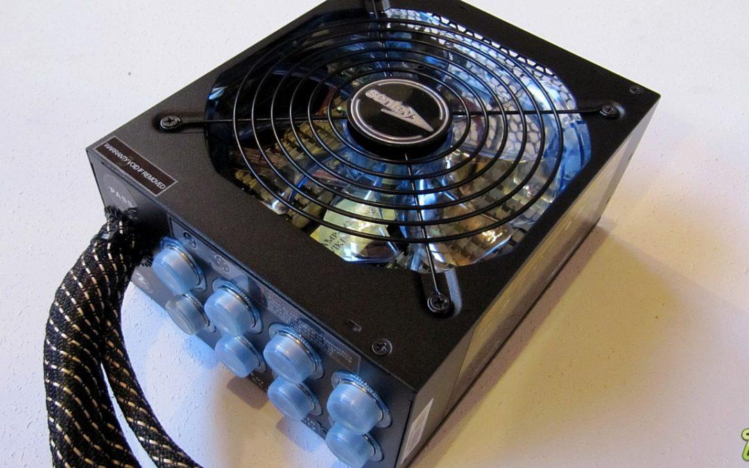 Sentey Hard Blue Power 1100W