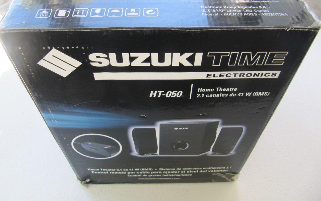 Suzuki Time HT-050 2.1