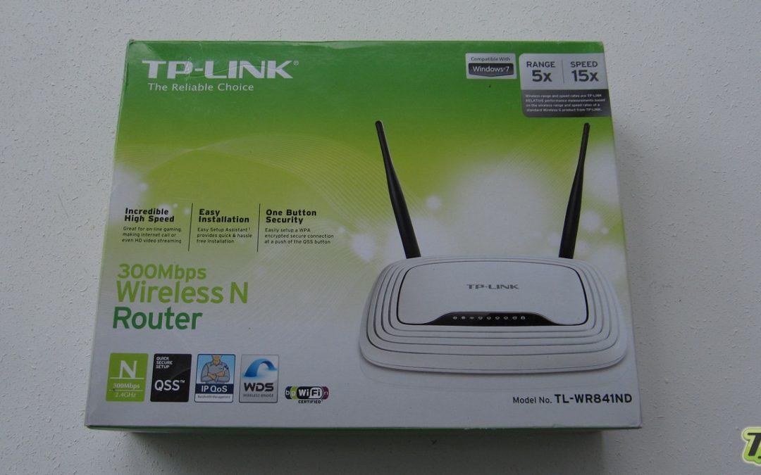 TP-Link 300Mb Wireless-N