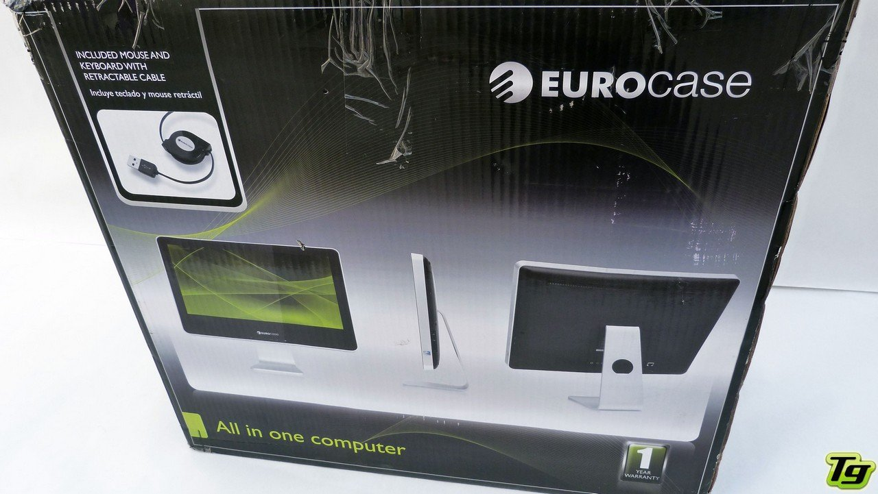 Eurocase All In One D525