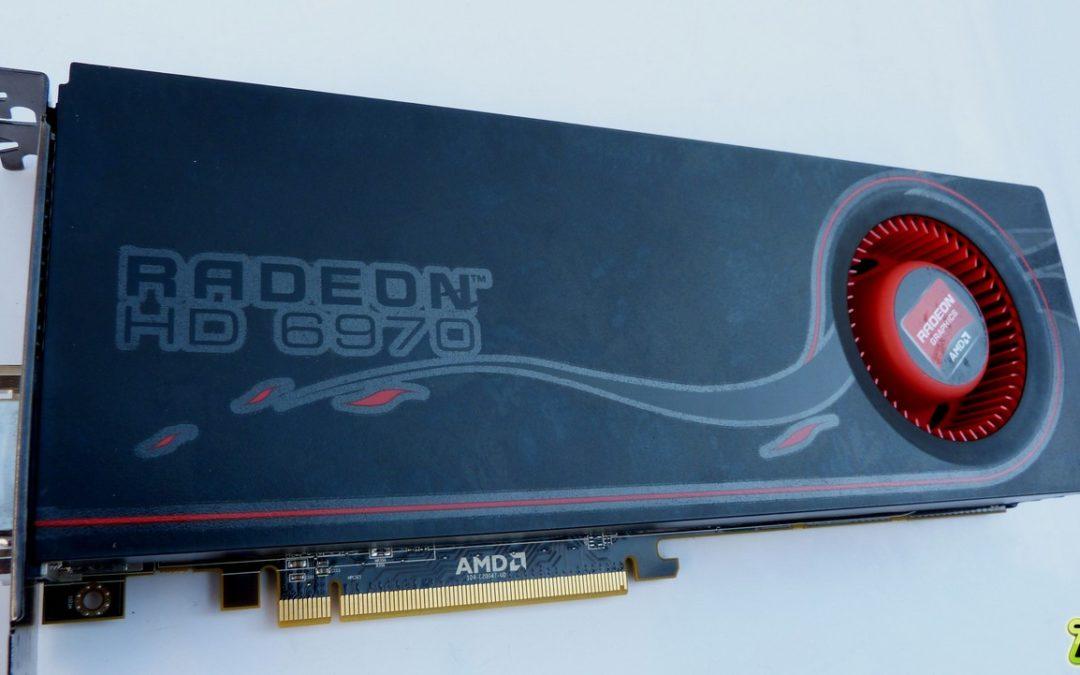 AMD Radeon HD 6970 2GB