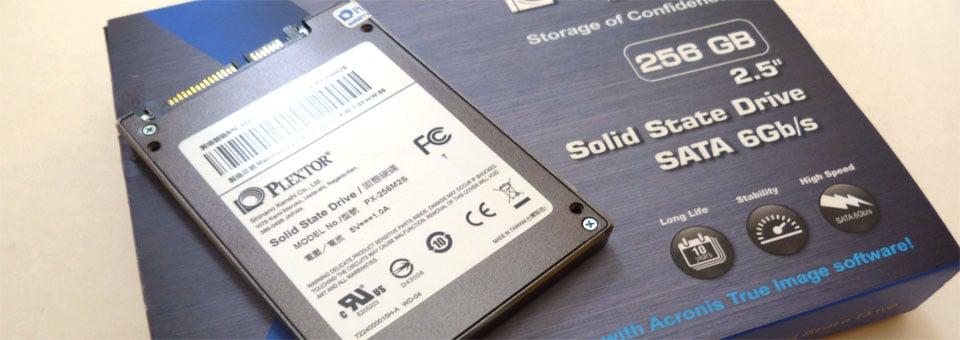 Plextor SSD 256GB