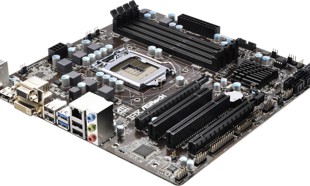 ASRock anuncia su Q77M vPro su primer mother Q77