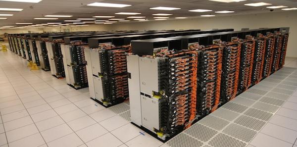 IBM Sequoia: El supercomputador más rápido del mundo