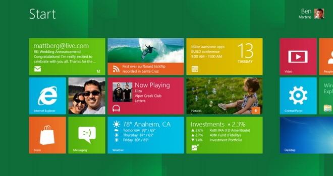 Windows 8 podría bajar bastante de precio respecto a Windows 7