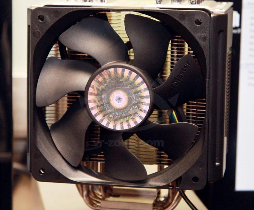 Nuevo disipador de CPU Cooler Master TPC 800