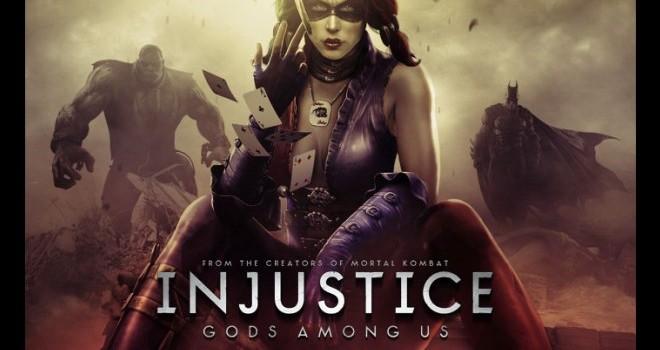 Injustice: Gods Among Us recibe su tráiler de lanzamiento