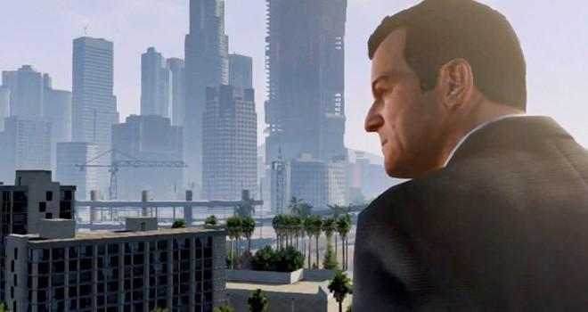 Este es el primer gameplay de Grand Theft Auto 5