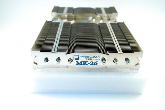 Prolimatech deja ver su nuevo disipador VGA Mammoth MK-26 V2