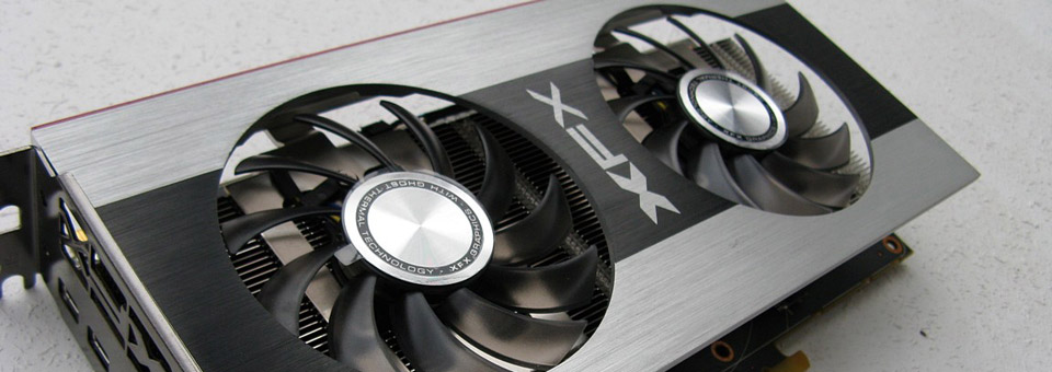 XFX R7770 Black Edition