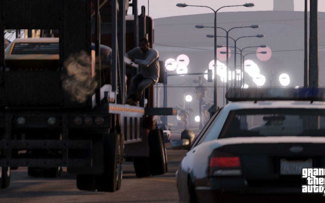 Trailer oficial de GTA V