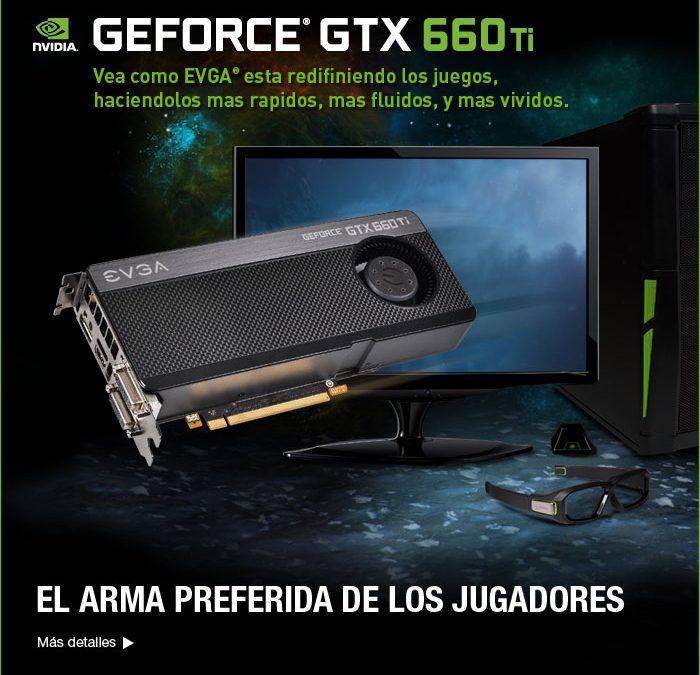 EVGA GTX660Ti ha llegado