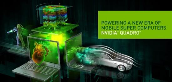 NVIDIA también anuncia sus sus GPUs Quadro Kx000M Series para notebooks