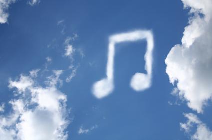 La música por streaming podría crecer un 40% este año