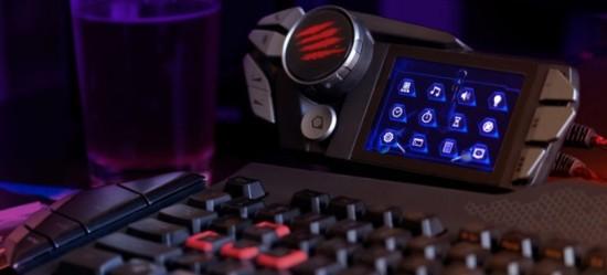 Nuevo teclado S.T.R.I.K.E. 7 de Mad Catz