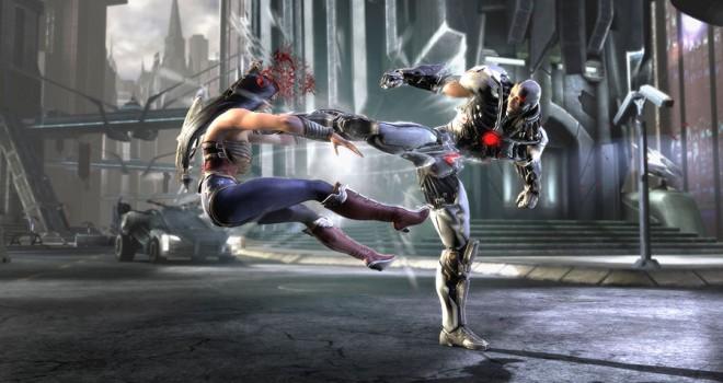 Zatanna en el nuevo DLC de Injustice