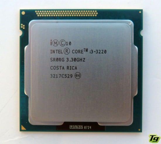 Intel Core i3-3220 - TecnoGaming