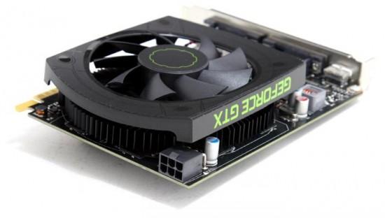 Nvidia podría lanzar una GeForce GTX 650 Ti potenciada