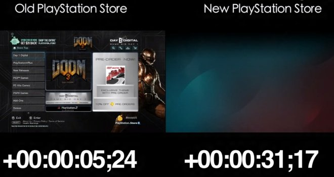 Esta es la versión web de la PlayStation Store