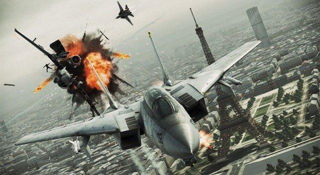 Ace Combat Assault estará disponible el 13 de Febrero