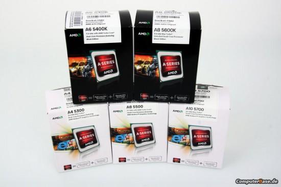 """AMD adelantaría el lanzamiento de su SoC A-8000 Series """"Carrizo"""""""
