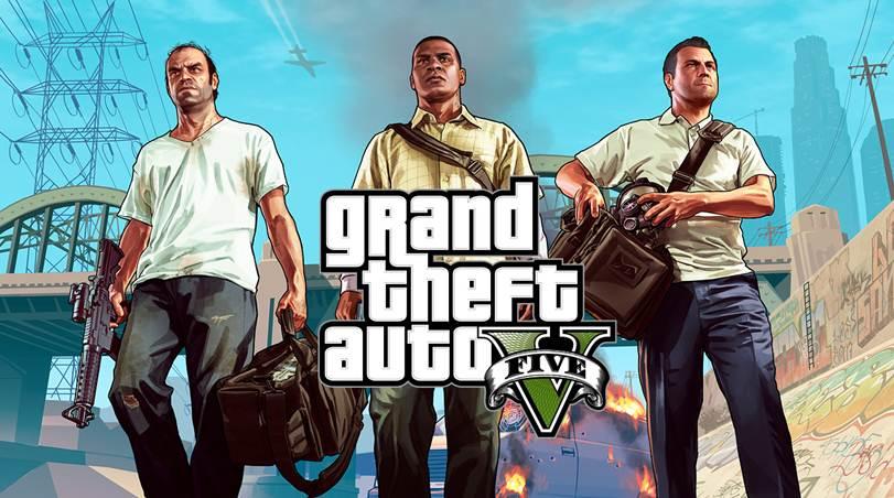 E3 2014: GTA V llega a PS4, Xbox One y PC