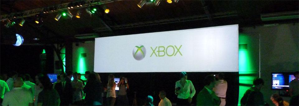 Presentacion XBOX360 en Argentina