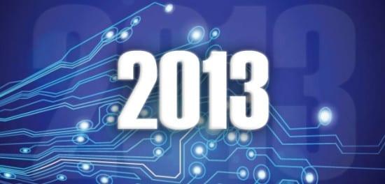 Feliz año nuevo 2013!