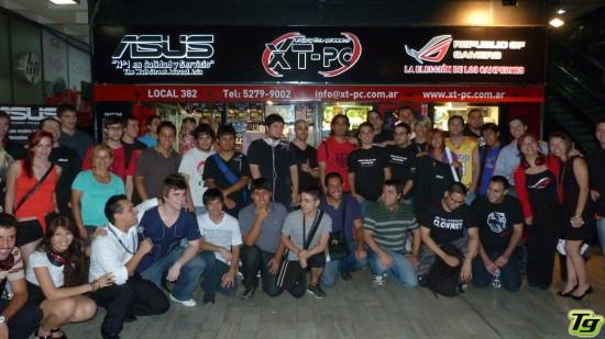 Apertura del primer ROG STORE de ASUS en Argentina