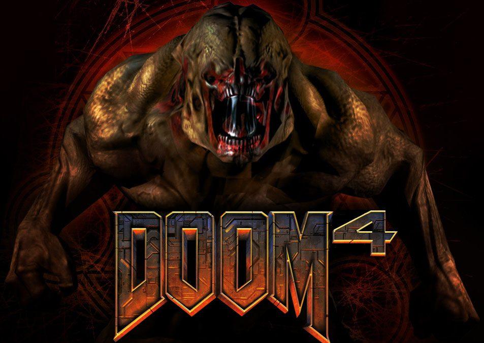 Desarrollo de Doom 4 fue reiniciado debido a su mala calidad