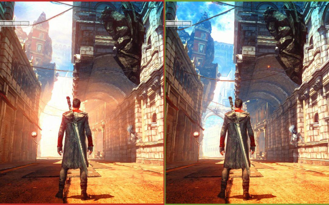 Demo de DMC: Devil May Cry probada en Xbox 360 y PS3