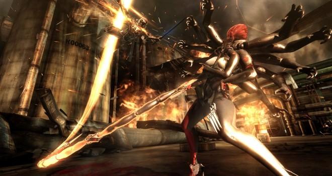 Metal Gear Rising: Revengeance muestra los enemigos