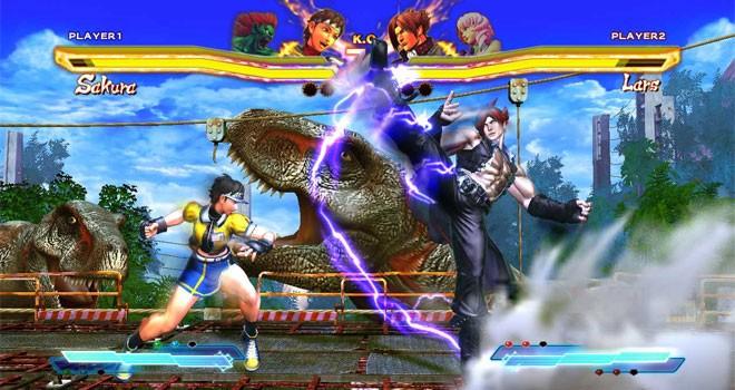 Capcom nos muestra como luce Street Fighter X Tekken versión 2013
