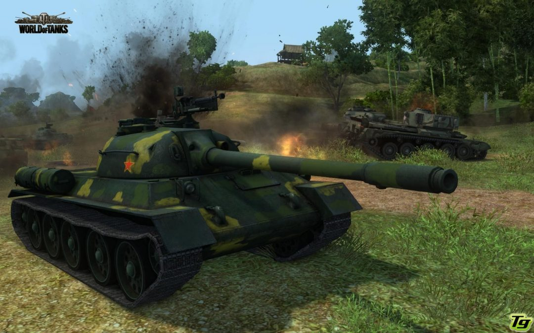 World of Tanks Blitz Gameplay