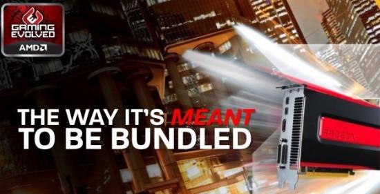 AMD estaría preparando en un nuevo paquete Never Settle