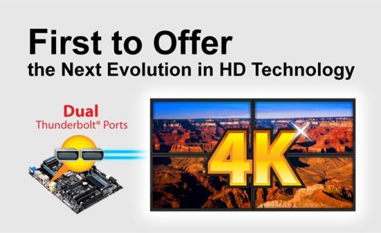 Argentina: Gigabyte anuncia su 4K Ultra HD Collage