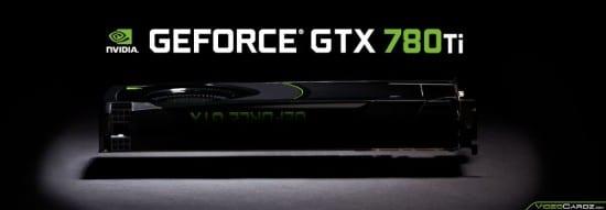 Nvidia GeForce GTX 780 Ti llega el 7 de Noviembre a USD $699