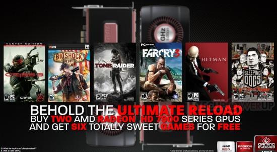 AMD invirtió 4 millones de dólares en su pack Never Settle