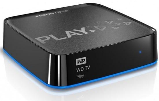 Western Digital dio a conocer su reproductor multimedia WD TV Play