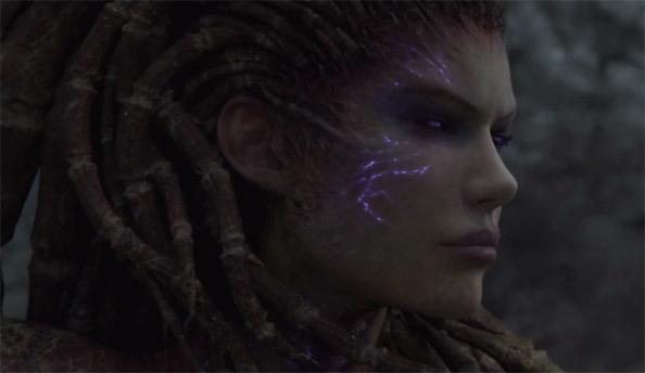 StarCraft II: Heart of the Swarm muestra su trailer de lanzamiento