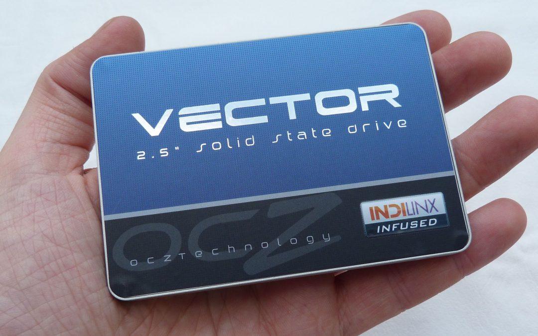 OCZ SSD Vector 256GB