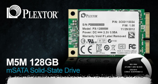 Plextor lanza su nuevo SSD M5M mSATA de 6Gb/s