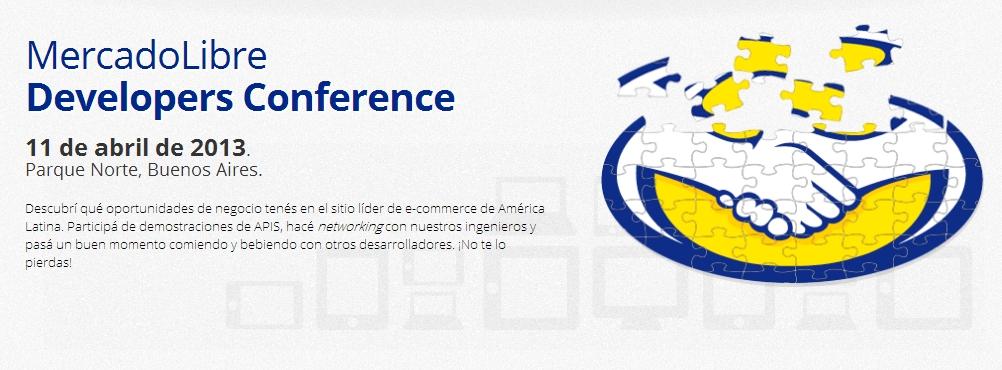 MercadoLibre Developer Conference Buenos Aires