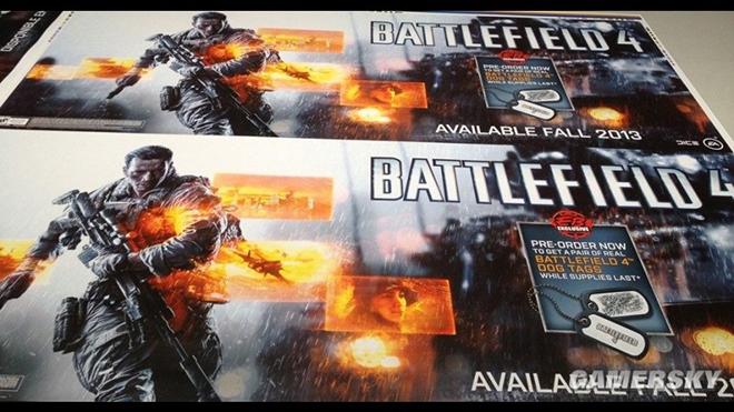 Battlefield 4 llegaría a fines de año