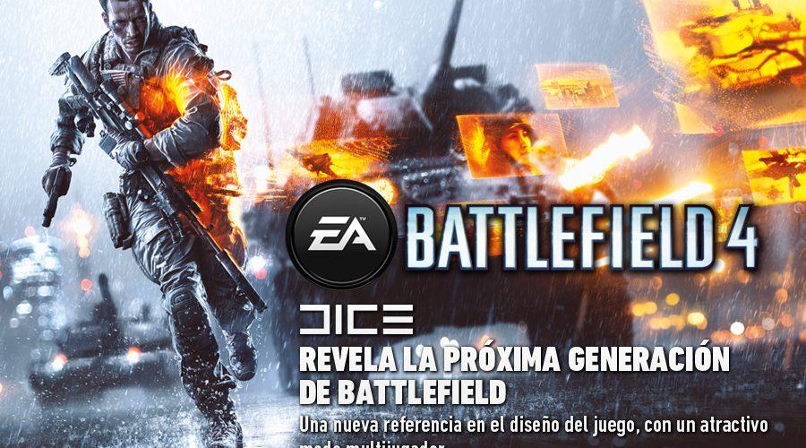 EA revela Battlefield 4