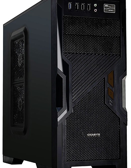 Gigabyte lanza su nuevo gabinete IF 400
