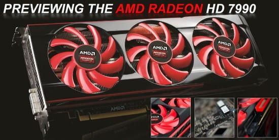 "AMD libera mas detalles de su Radeon HD 7990 ""Malta"""