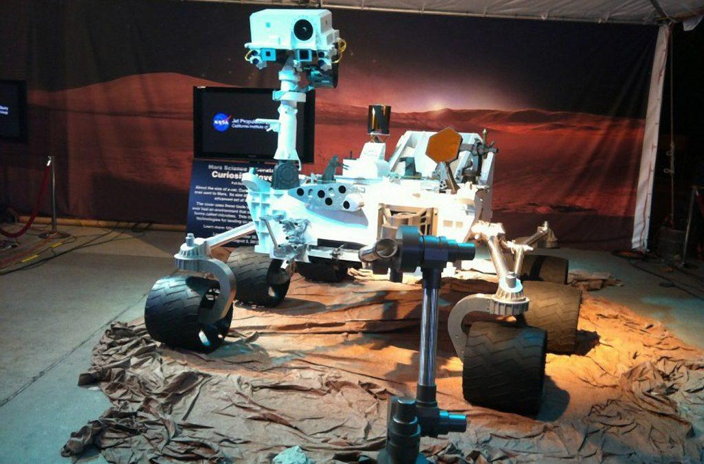 Ingeniero Argentino del Curiosity en Google+
