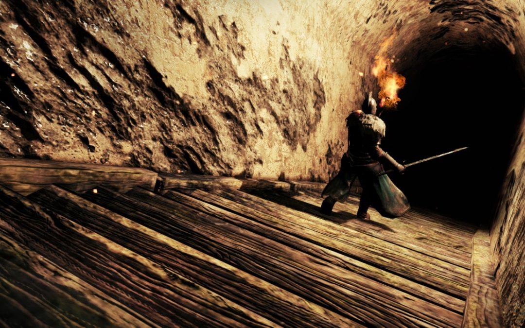 Beta Cerrada de Dark Souls II muy pronto